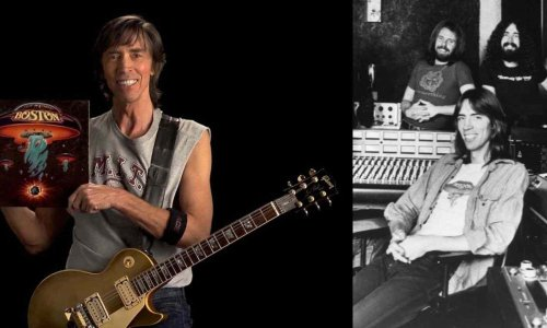 How Boston's Tom Scholz made their entire debut album in his basement