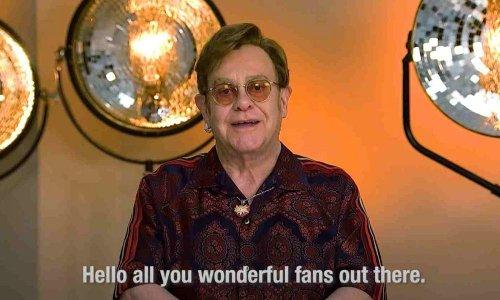 Elton John announces farewell tour dates for North America and Europe
