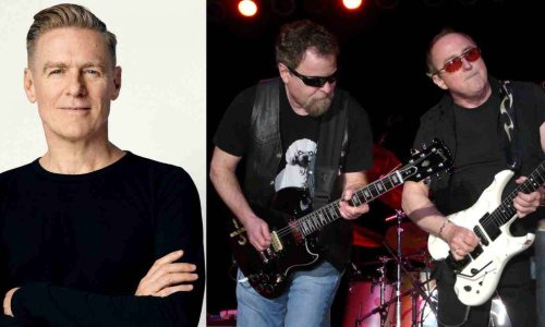 "Bryan Adams recalls he wrote ""Run To You"" for Blue Öyster Cult first"