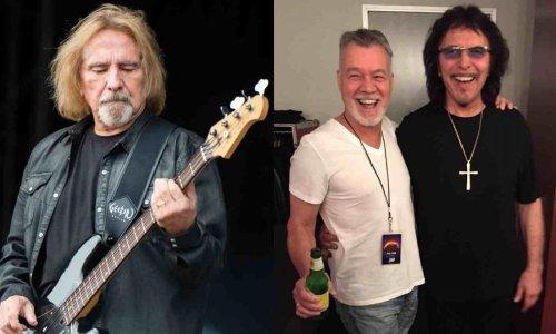 Geezer Butler says Van Halen was ripping off Black Sabbath during tour
