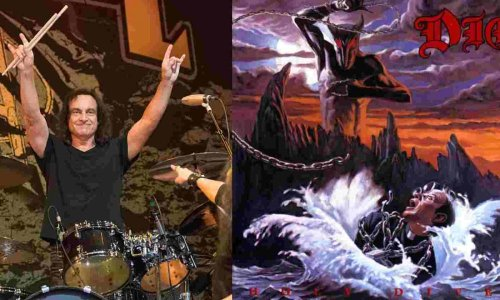 Drummer Vinny Appice recalls the making of Dio's Holy Diver album