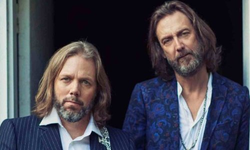 Chris Robinson says The Black Crowes have written 20 new songs