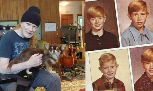 Dave Mustaine talks about his religious mother during childhood