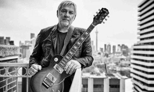Rush guitarist Alex Lifeson releases two new solo career songs