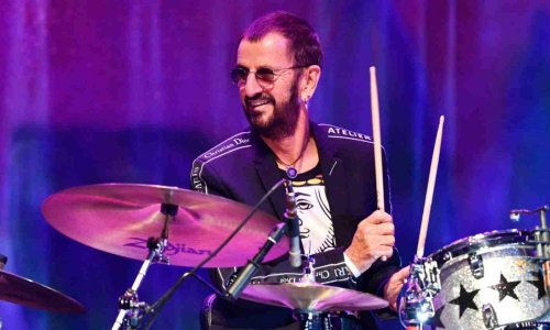 How The Beatles' Ringo Starr learned to play the drums
