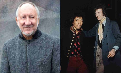 Pete Townshend rates Jimi Hendrix and says he didn't like Cream
