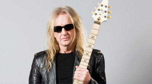 KK Downing says he feels like Judas Priest orchestrated his exit