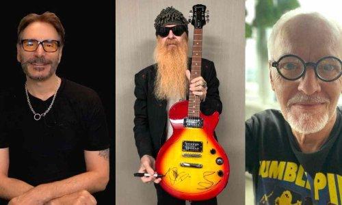 What is Peter Frampton, Steve Vai and Joe Satriani favorite ZZ Top song