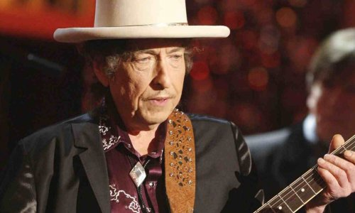 Bob Dylan announces livestream concert, his first show since 2019