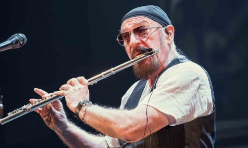Jethro Tull's Ian Anderson and the 10 albums that changed his life