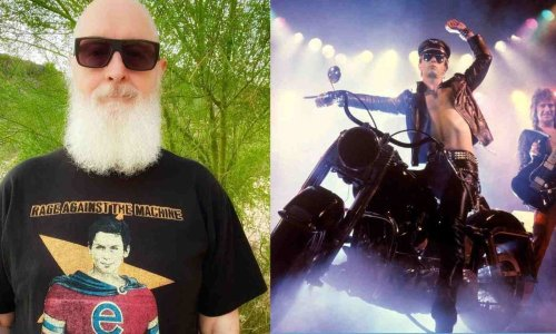 Judas Priest's Rob Halford lists his 10 favorite songs of all time