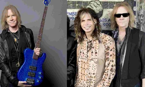 Aerosmith's Tom Hamilton and his 3 favorite bass players of all time