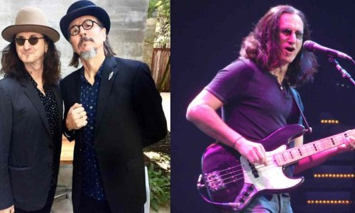 The 22 songs Geddy Lee said that inspired his bass playing the most