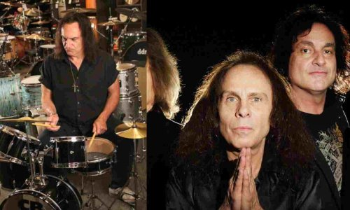 Vinny Appice recalls why he and Ronnie James Dio left Black Sabbath