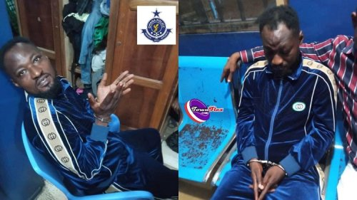 Funny Face Arrested After threatening to kill baby mama » TownFlex Entertainment