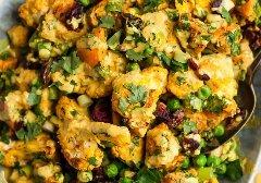 Discover potato curry