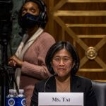 Trade nominee Tai appears poised for Finance committee approval - Roll Call