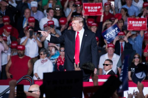Trump could shake up key Senate races with endorsements - Roll Call