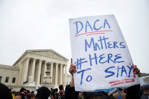 Legal threats loom over Senate hearing on Dreamers - Roll Call