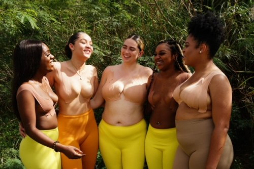 Pots of Honey CEO rolls out fashion fix for big-breasted women