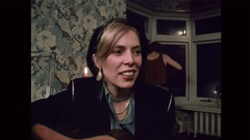 That Time Joni Mitchell Brought Gordon Lightfoot's House Down With 'Coyote'