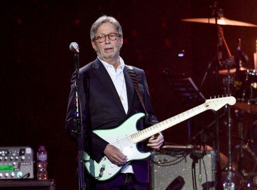 Eric Clapton Blames 'Propaganda' for 'Disastrous' Covid Vaccine Experience