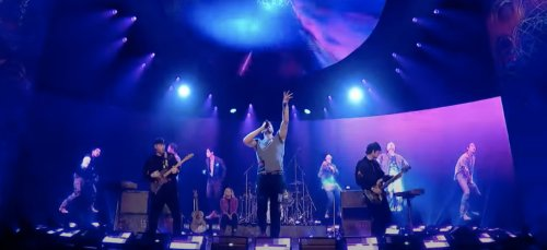 See Coldplay and BTS - Via Video - Perform 'My Universe' on 'Graham Norton Show'