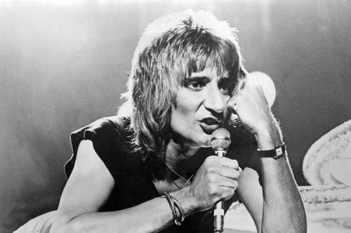 Rod Stewart Announces '1975-1978' Vinyl Box Set