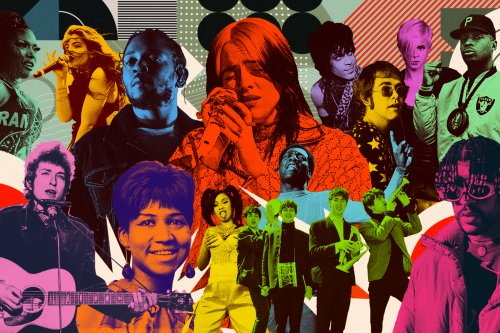 The 500 Greatest Songs of All Time