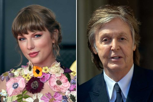 Taylor Swift, Paul McCartney to Present at Rock Hall of Fame Induction Ceremony