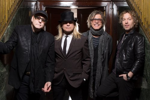 Cheap Trick Go Through the Motions on 'In Another World'