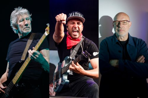 Roger Waters, Tom Morello, Brian Eno Plan 'Live for Gaza' Event