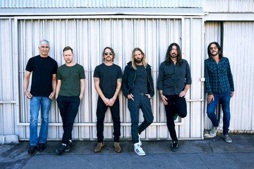 Dave Grohl on Foo Fighters' Rock Hall Induction: 'None of Us Imagined This Would Happen'