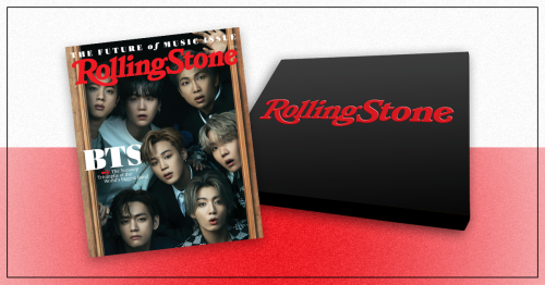BTS Cover Rolling Stone: Here's How to Buy the Collector's Edition Box Set of Covers Online