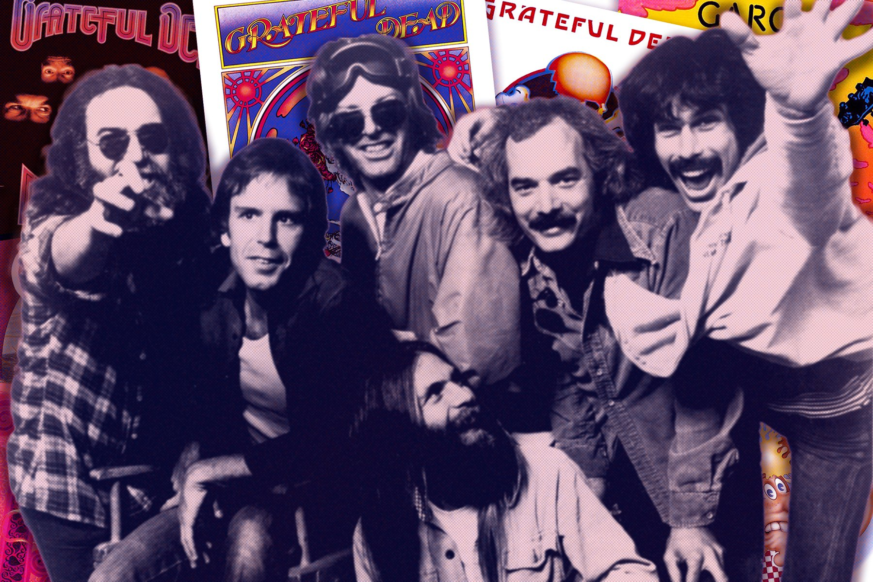 Grateful Dead Albums: The Best of the Rest