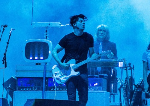 Jack White Previews Extensive Live Album With 'Missing Pieces'