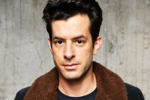 Mark Ronson Says Therapy Helped Him Deal With Being a Workaholic