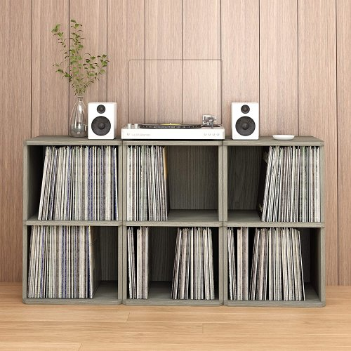RS Recommends: The Best Shelving for Your Vinyl Records