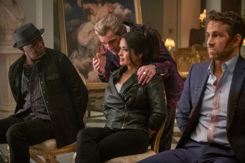 'The Hitman's Wife's Bodyguard': Reynolds. Jackson. Explosions. 'Laughs,' Zzzzz.