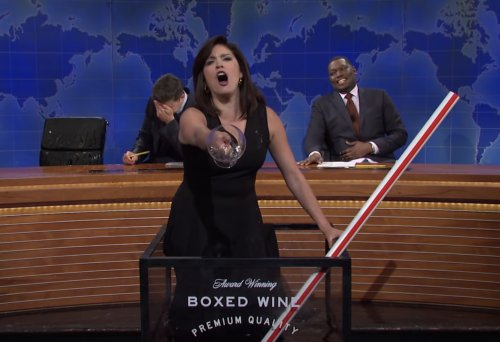 'SNL' Weekend Update: Cecily Strong's Jeanine Pirro Delivers Show-Stopping 'My Way'