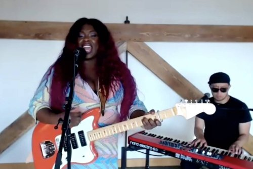 Yola Performs 'Stand for Myself' Songs on Rolling Stone's Twitch