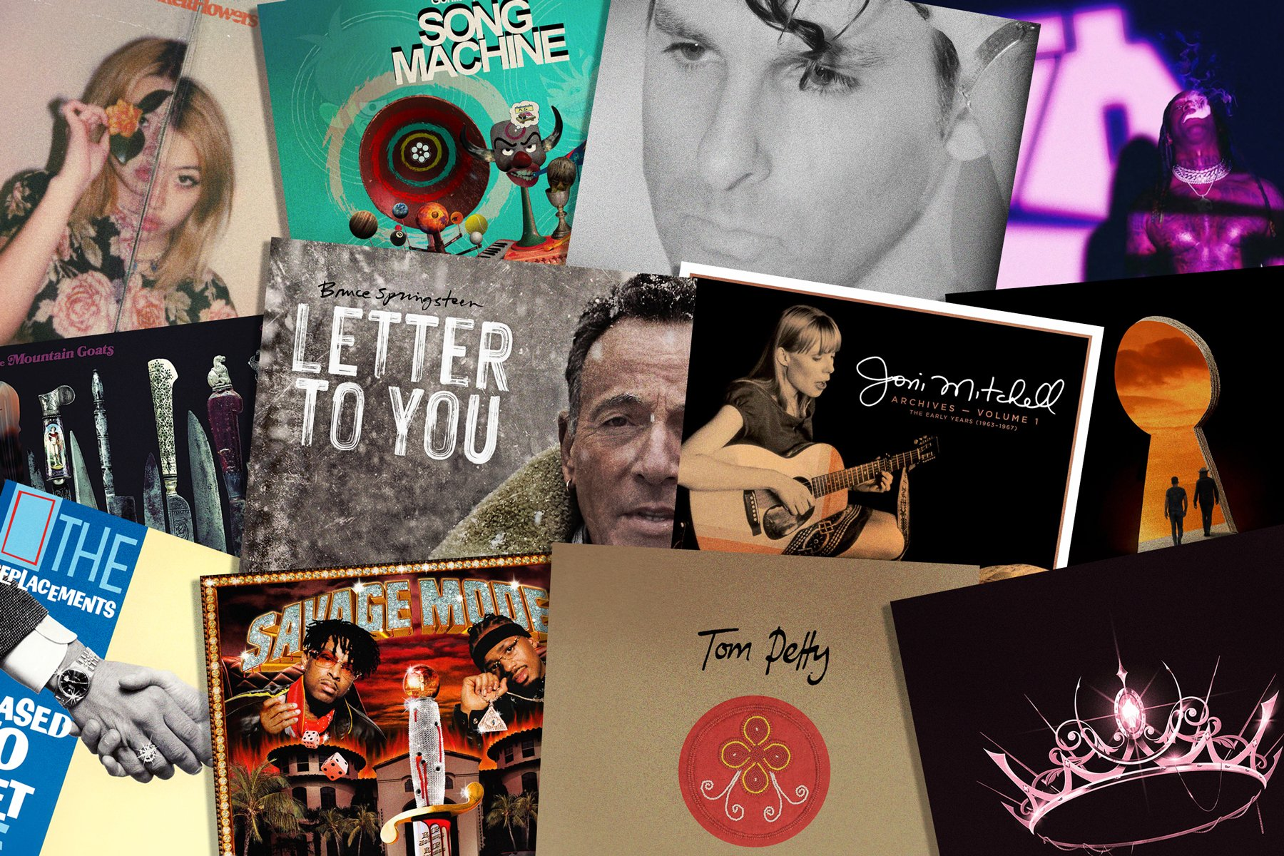 The Best Albums of October 2020: Ariana Grande, Bruce Springsteen, and More