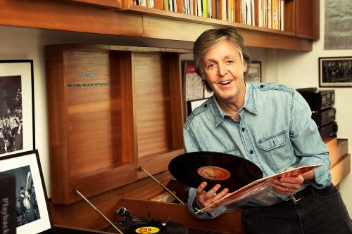 Paul McCartney Announces 'The Lyrics: 1956 to the Present' Memoir