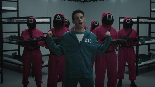 'SNL': Pete Davidson, Rami Malek Turn 'Squid Game' Into Country-Pop Parody