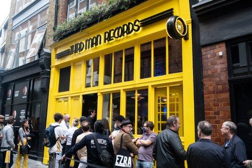 Third Man Goes Global: Inside Jack White's New London Venue