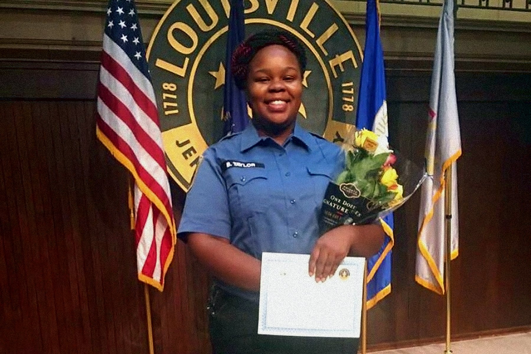One Ex-Officer Charged in Connection to the Killing of Breonna Taylor
