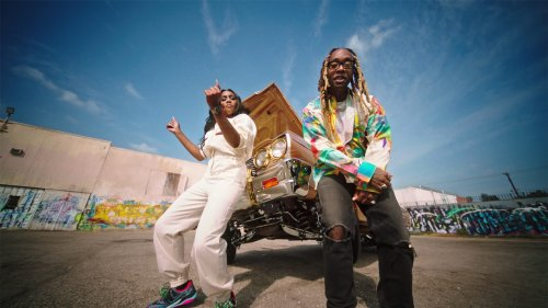 Tiffany Haddish Stars in Ty Dolla $ign's New 'Be Yourself' Video