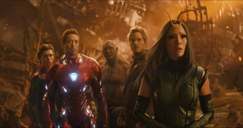 'Avengers: Infinity War' Review: All-Star Marvel Team-Up Is Superhero Pile-Up