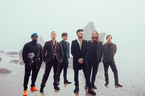 Maroon 5 Get Reflective on 'Jordi'