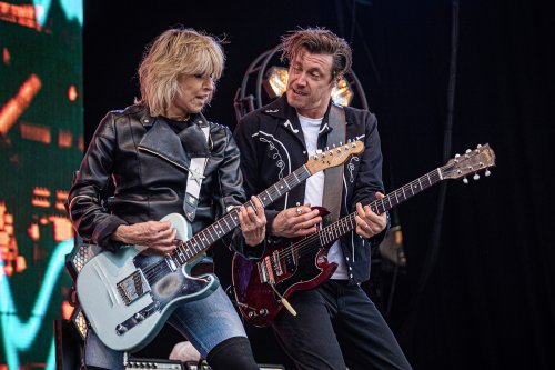 Chrissie Hynde Announces Bob Dylan Covers Album